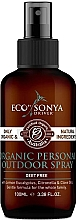 Духи, Парфюмерия, косметика Спрей для тела - Eco by Sonya Citronella Personal Outdoor Spray