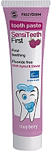 Духи, Парфюмерия, косметика Зубная паста - Frezyderm SensiTeeth First Toothpaste