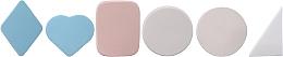 Духи, Парфюмерия, косметика Латексные спонжи для макияжа, 498982, 24 шт - Inter-Vion №2