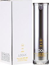Духи, Парфюмерия, косметика Флюид для лица солнцезащитный SPF30 - LOOkX Retinol2ndG Sun Fluid SPF30