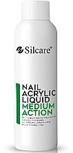 Духи, Парфюмерия, косметика Акриловая жидкость - Silcare Nail Acrylic Liquid Standart Medium Action