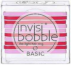 Духи, Парфюмерия, косметика Набор резинок для волос - Invisibobble Basic Jelly Twist