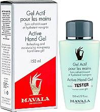 Духи, Парфюмерия, косметика Активный гель для рук - Mavala Active Hand Gel (тестер)