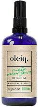 Духи, Парфюмерия, косметика Гидролат мяты для лица, тела и волос - Oleiq Hydrolat Mint