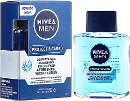 """Духи, Парфюмерия, косметика Лосьон после бритья увлажняющий """"Классический"""" - Nivea For Men After Shave Lotion"""