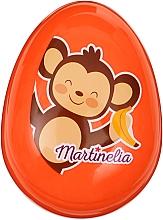 """Расческа для волос """"Detangle"""", желто-оранжевая - Martinelia — фото N2"""