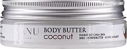 "Духи, Парфюмерия, косметика Масло для тела ""Кокос"" - Kanu Nature Coconut Body Butter"