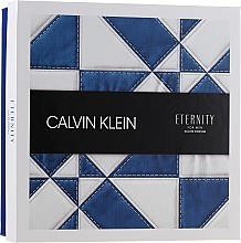 Calvin Klein Eternity For Men 2019 - Набор (edp/100ml + edp/30ml) — фото N1