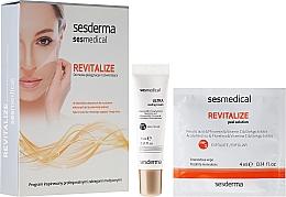 Духи, Парфюмерия, косметика Пилинг-программа для осветления лица - Sesderma Sesmedical Revitalize Personal Peeling Program (cr/15ml + wipe/4x4ml)