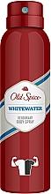 Духи, Парфюмерия, косметика Аэрозольный дезодорант - Old Spice Whitewat Deodorant Spray