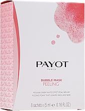 Духи, Парфюмерия, косметика Маска-пилинг кислородная для лица - Payot Les Demaquillantes Peeling Oxygenant Depolluant Bubble Mask