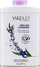 Духи, Парфюмерия, косметика Тальк для тела - Yardley English Lavender Perfumed Talc