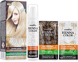 Духи, Парфюмерия, косметика Окрашивающий мусс для волос - Venita Henna Color Coloring Mousse