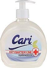 Духи, Парфюмерия, косметика Антибактериальное жидкое мыло для рук - Cari Antibacterial Liquid Soap