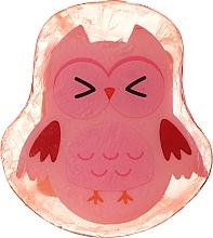"""Духи, Парфюмерия, косметика Глицериновое мыло """"Сова"""", розовая - Chlapu Chlap Glycerine Soap"""