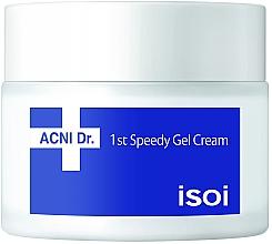 Духи, Парфюмерия, косметика Гель-крем для лица - Isoi Acni Dr. 1st Speedy Gel Cream