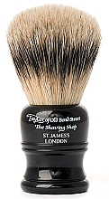Духи, Парфюмерия, косметика Помазок для бритья, SH2B чёрный - Taylor of Old Bond Street Shaving Brush Super Badger Size M