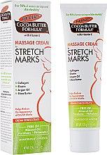 Духи, Парфюмерия, косметика Массажный крем для тела от растяжек - Palmer's Cocoa Butter Formula Massage Cream for Stretch Marks