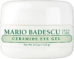 Духи, Парфюмерия, косметика Гель питательный для глаз - Mario Badescu Ceramide Eye Gel