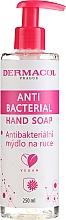 Духи, Парфюмерия, косметика Антибактериальное жидкое мыло для рук - Dermacol Anti Bacterial Hand Soap