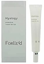 Духи, Парфюмерия, косметика Крем для губ - Forlle'd Hyalogy Protective Cream For Lips