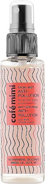 "Мист для лица ""Anti-Pollution"" - Cafe Mimi Facial Mist — фото N1"