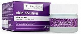 Духи, Парфюмерия, косметика Восстанавливающий питательный бальзам для лица - Bella Aurora Night Solution Repairing Nourishing Balm