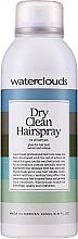 Духи, Парфюмерия, косметика Сухой шампунь - Waterclouds Volume Dry Clean Hairspray