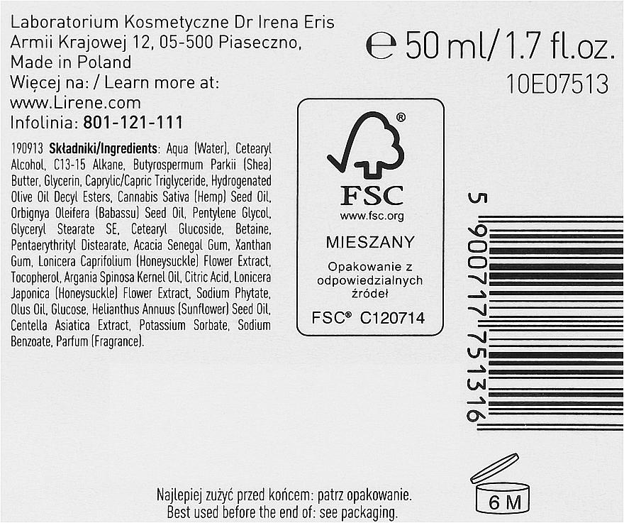 Пробиотический регенерирующий ночной крем для чувствительной кожи - Lirene Sencica — фото N3