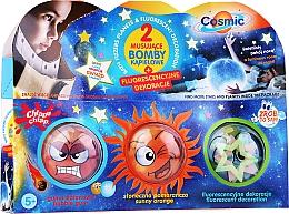 "Духи, Парфюмерия, косметика Набор бомбочек для ванны ""Do It Yourself. Cosmic Bath Bomb"" - Chlapu Chlap"