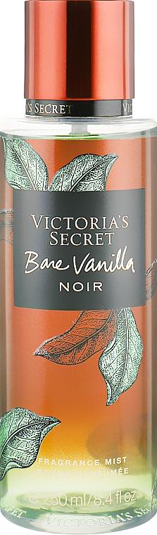 Парфюмированный спрей для тела - Victoria's Secret Bare Vanilla Noir Fragrance Body Mist — фото N1
