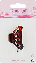 Духи, Парфюмерия, косметика Зажим для волос FA-5805, янтарный цвет - Donegal