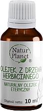 Духи, Парфюмерия, косметика Масло чайного дерева - Natur Planet Tea Tree Oil