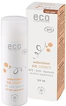 Духи, Парфюмерия, косметика СС-крем SPF 50 - Eco Cosmetics Tinted CC Cream SPF 50