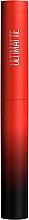 Духи, Парфюмерия, косметика Матовая помада для губ - Maybelline New York Color Sensational Ultimatte