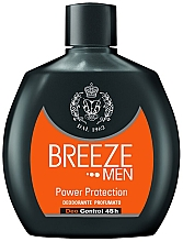Духи, Парфюмерия, косметика Дезодорант - Breeze Men Power Protection Deo Control 48H