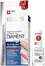 Духи, Парфюмерия, косметика Бриллиантовый восстанавливающий комплекс для ногтей - Eveline Cosmetics Nail Therapy Professional