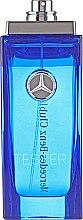 Духи, Парфюмерия, косметика Mercedes-Benz Club Blue - Туалетная вода (тестер без крышечки)