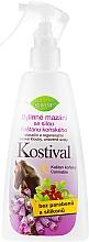 Духи, Парфюмерия, косметика Спрей для ног - Bione Cosmetics Cannabis Kostival Herbal Salve With Horse Chestnut