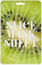 """Духи, Парфюмерия, косметика Маска-слайс для лица """"Киви"""" - Kocostar Slice Mask Sheet Kiwi"""