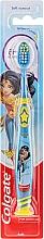 Духи, Парфюмерия, косметика Детская зубная щетка мягкая, от 6 лет, голубо-желтая - Colgate Smiles Toothbrush