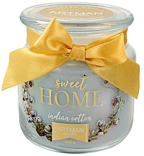 Ароматическая свеча - Artman Sweet Home — фото N1