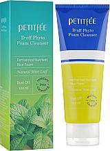 Духи, Парфюмерия, косметика Фито-пенка для глубокого очищения - Petitfee&Koelf D-off Phyto Foam Cleanser