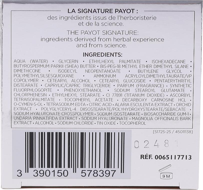 Антивозрастной дневной крем - Payot Supreme Jeunesse Jour Day Cream — фото N3