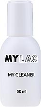 Духи, Парфюмерия, косметика Обезжириватель для ногтей - MylaQ My Cleaner