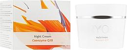 Духи, Парфюмерия, косметика Ночной крем для лица с коэнзимом Q10 - Ryor Coenzyme Q10 Night Cream
