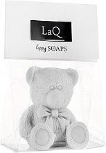 """Духи, Парфюмерия, косметика Натуральное мыло ручной работы """"Маленький медведь"""" с ароматом ананаса - LaQ Happy Soaps Natural Soap"""