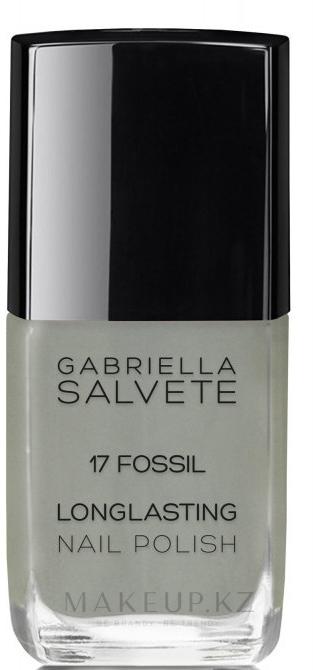 Лак для ногтей - Gabriella Salvete Longlasting Enamel Nail Polish — фото 17 - Fossil