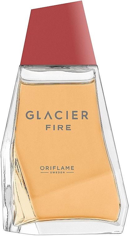 Oriflame Glacier Fire Eau De Toilette - Туалетная вода — фото N1