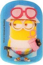 """Духи, Парфюмерия, косметика Мочалка банная детская """"Миньйоны"""", в розовом - Suavipiel Minnioins Bath Sponge"""